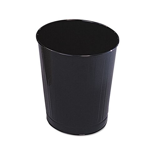 Rubbermaid Commercial Products 6.5-Gal. Fire-Safe Wastebasket