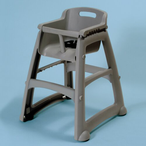 Rubbermaid Commercial Products Sturdy High Chair