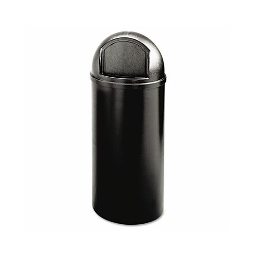 Rubbermaid Commercial Products Marshal Classic Round Container, 15 Gal