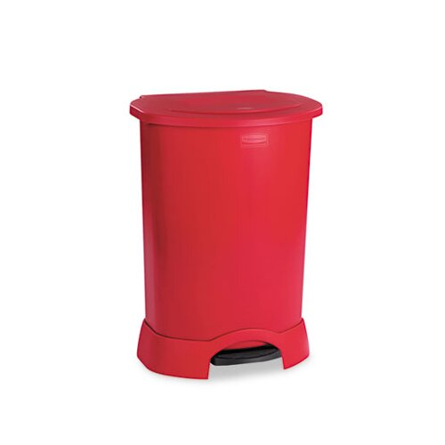 Rubbermaid Commercial Products Commercial Step-On 30-Gal. Trash Container