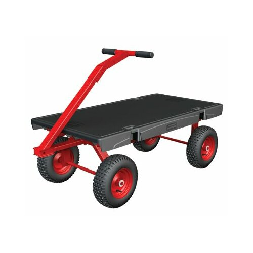 Rubbermaid Commercial Products 5th Wheel Wagon Platform Dolly
