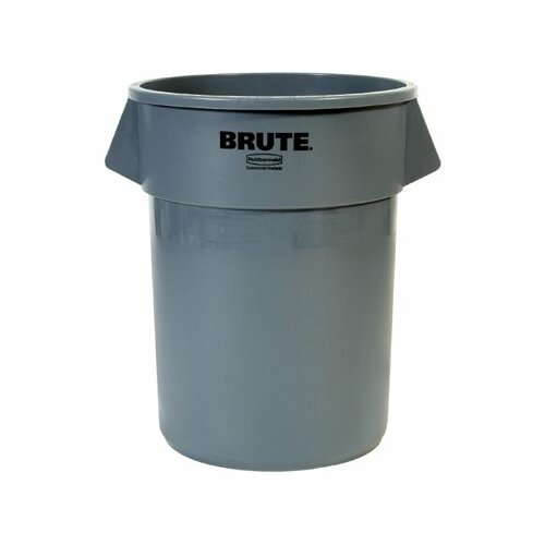 Rubbermaid Commercial Products Brute® Round Containers - 20gal w/o lid brute container trash can g