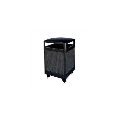 Rubbermaid Commercial Products Dimension 500 Weather Urn and Trash  Receptacle