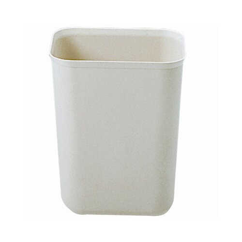 Rubbermaid Commercial Products 1.75-Gal. Fire-Resistant Fiberglass Wastebasket