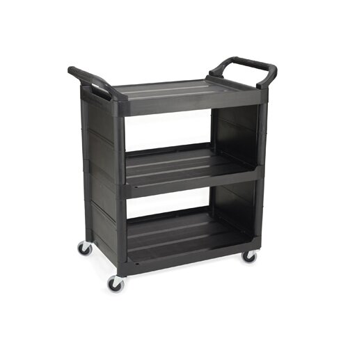"Rubbermaid Commercial Products 36.63"" Service Cart"