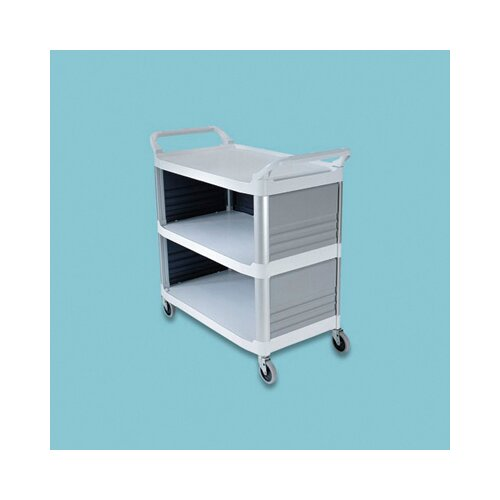 """Rubbermaid Commercial Products 37.8"""" Xtra Utility Cart"""