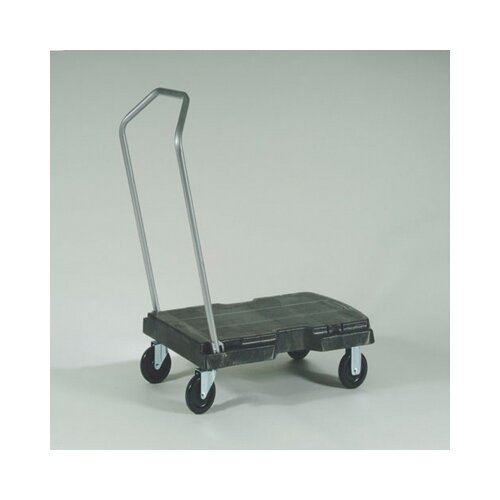Rubbermaid Commercial Products Triple Trolley Platform Dolly