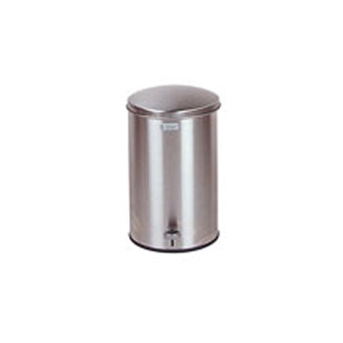 Rubbermaid Commercial Products 3.5 Gal. Defenders Biohazard Step Can