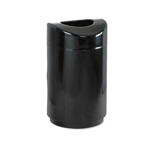 Rubbermaid Commercial Products 30 Gallon Eclipse Open Top Waste Round Receptacle