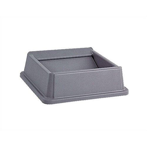 Rubbermaid Commercial Products Untouchable Square Top - 35 and 50 gallon