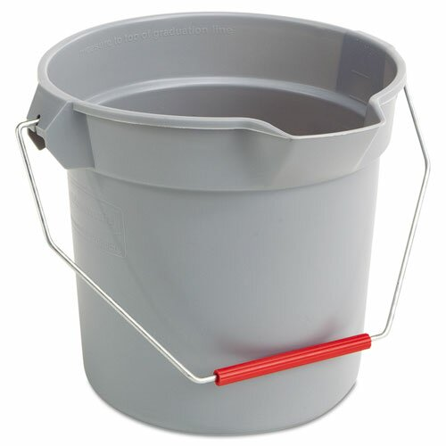 Rubbermaid Commercial Products Brute Round Bucket