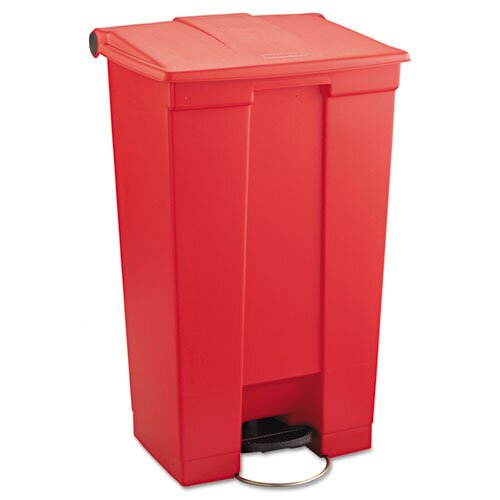 Rubbermaid Commercial Products Step On Waste Container