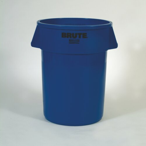 Rubbermaid Commercial Products BRUTE® 44 Gallon Round Containers