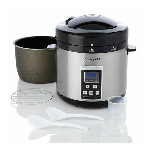 Wolfgang Puck® Bon Apetit 7-Quart Programmable Pressure Cooker