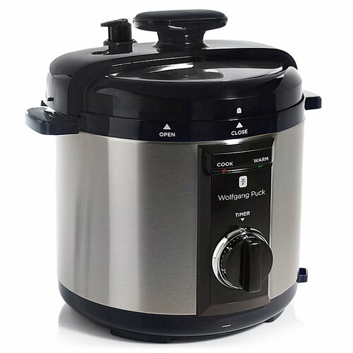 Wolfgang Puck® 8-Quart Automatic Rapid Pressure Cooker