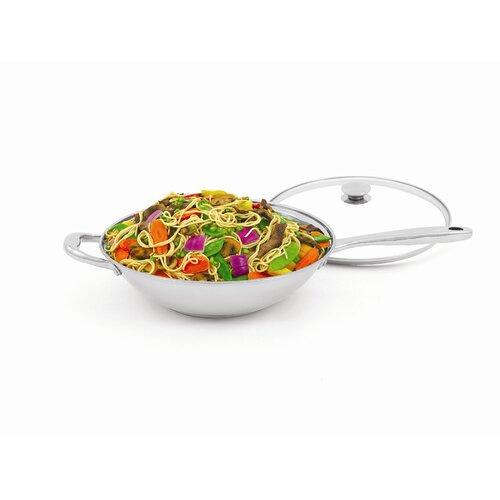 "Wolfgang Puck® 12"" Covered Wok"