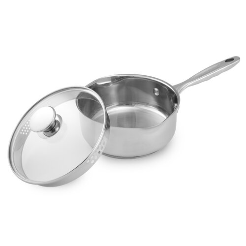 Wolfgang Puck® 2-qt. Saucepan with Lid