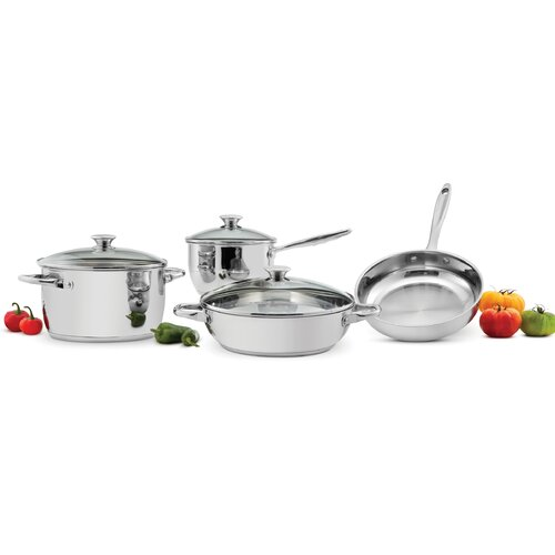 Wolfgang Puck® 7-Piece Cookware Set