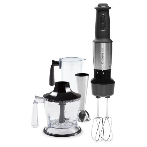 Wolfgang Puck® Immersion Blender/Chopper/Hand Mixer