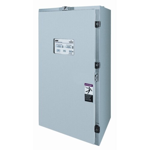 400 Amp 3-Pole NEMA 1 Automatic Transfer Switch