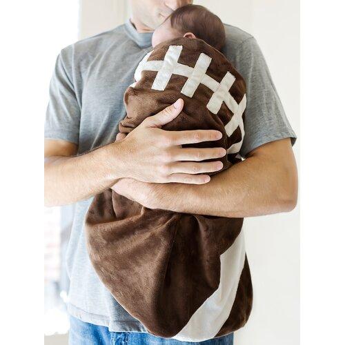 Touchdown Football Blanket