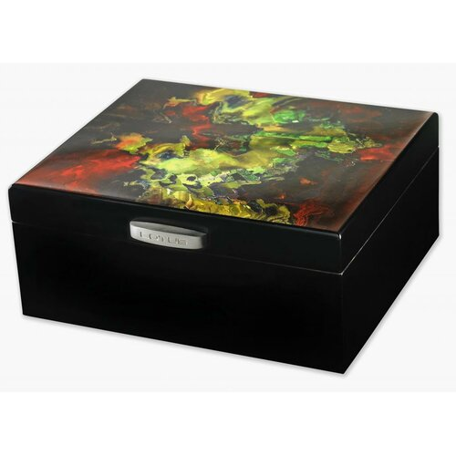 Abstract Cigar Humidor