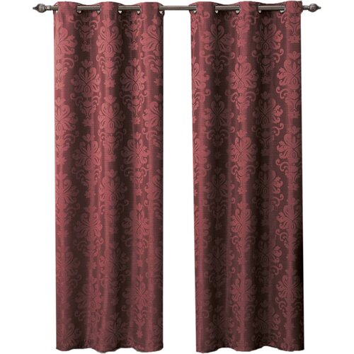 Victoria Classics Riley Grommet Curtain Single Panel
