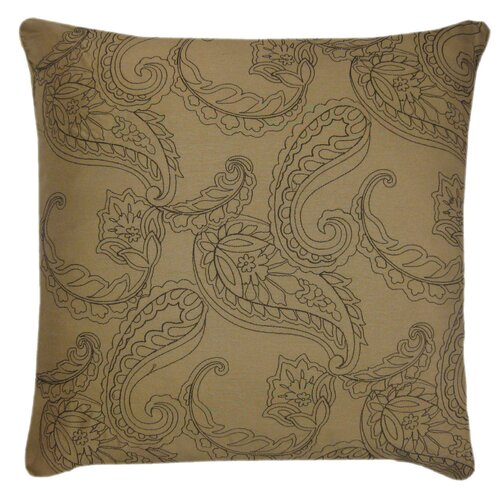 Victoria Classics Huntington Embroidered Feather Down Pillow