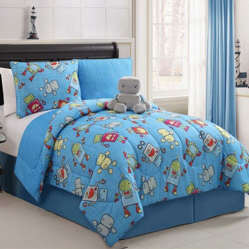 Mr. Robot 3 Piece Comforter Set