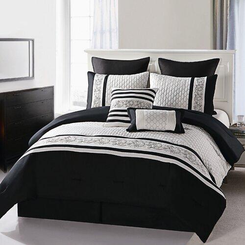 Montero 8 Piece Comforter Set