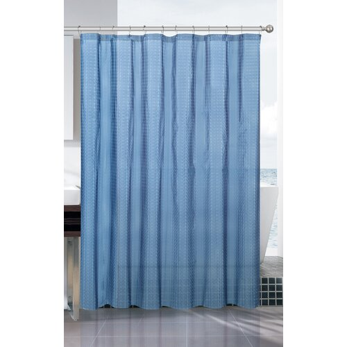 Victoria Classics Cube 3D Eva Shower Curtain
