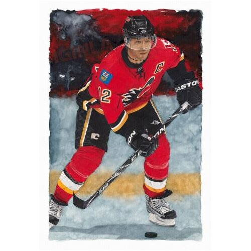 Game On Images NHL Player Photographic Print on Canvas