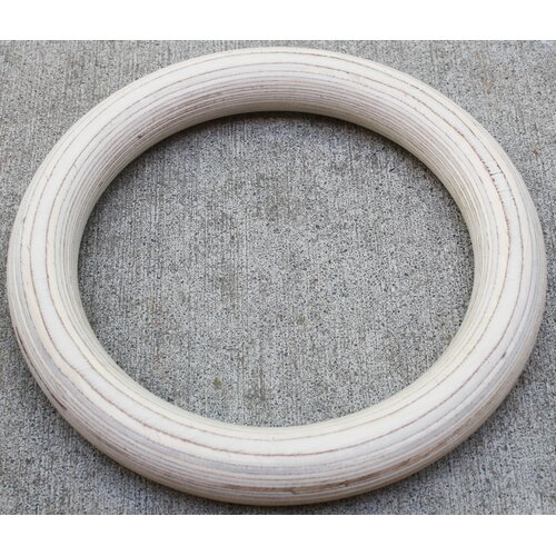 Muscle Driver USA USA Wood Gymnastic Ring Pair
