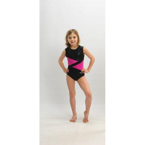 Obersee Kids Diamond Gymnastics Leotard