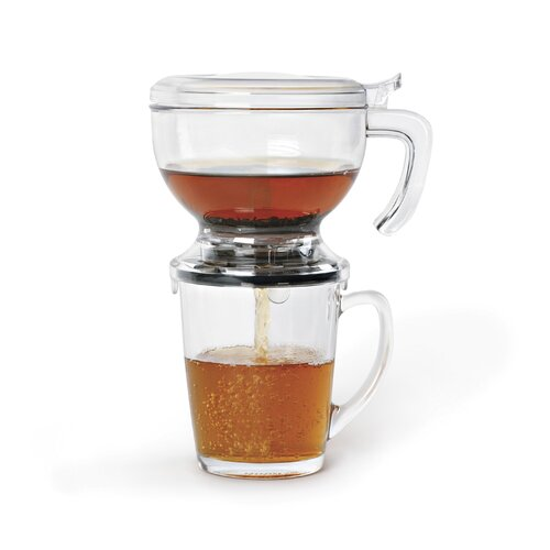 Zevro Simpliss 'a 0.64-qt. Tea Brewing Set