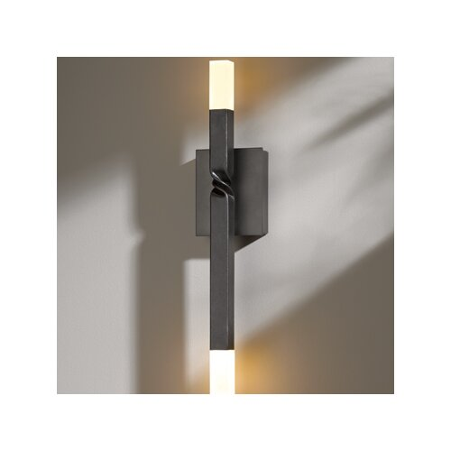 Hubbardton Forge Oculus: Helix Wall Sconce