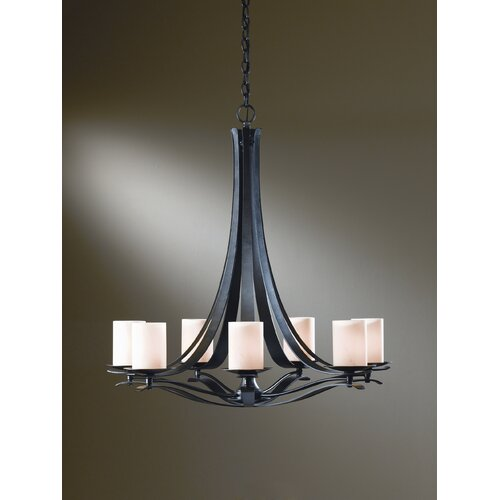 Hubbardton Forge Berceau 7 Light Chandelier