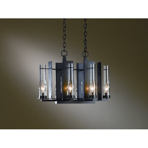Hubbardton Forge New Town 6 Light Chandelier