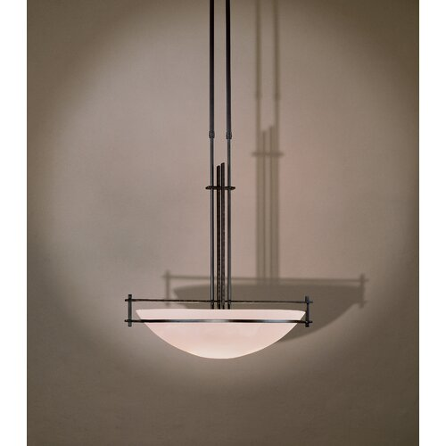 Hubbardton Forge Prairie 3 Light Inverted Pendant