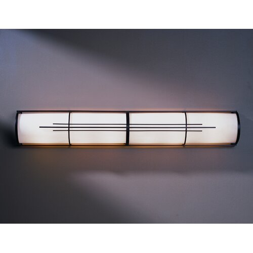 Hubbardton Forge Paralline 6 Light Wall Sconce