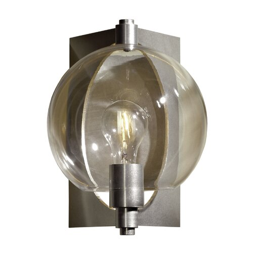 Hubbardton Forge Pluto 1 Light Wall Sconce