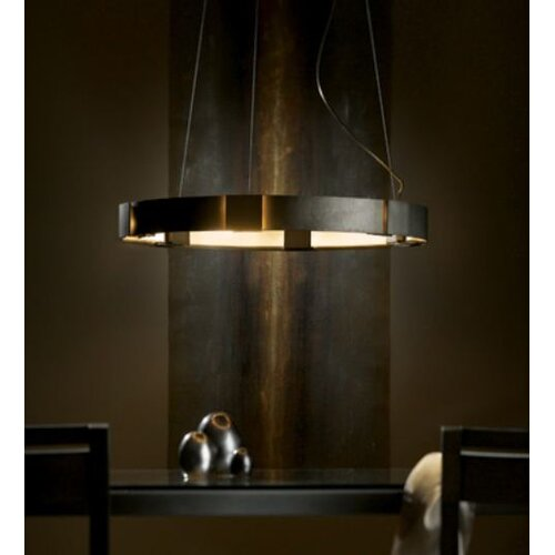 Hubbardton Forge Facet 4 Light Pendant