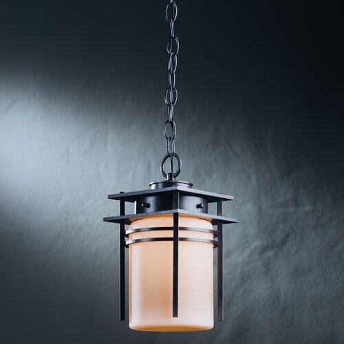 Hubbardton Forge Banded 1 Light Outdoor Pendant
