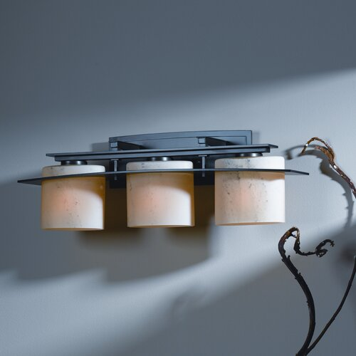 Hubbardton Forge Ellipse 3 Light Wall Sconce