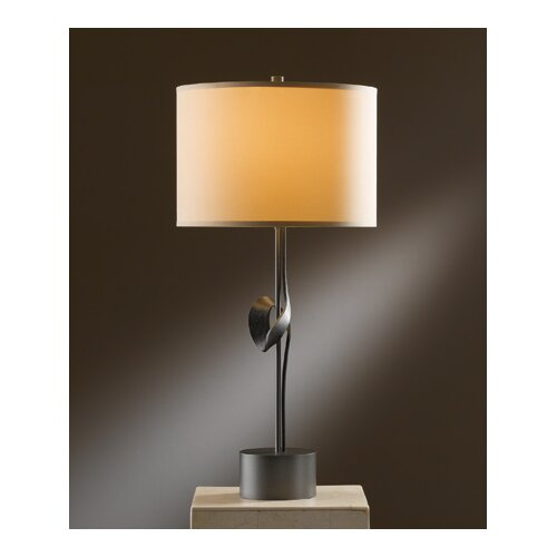 "Hubbardton Forge Gallery 24.3"" H Twist 1 Light Table Lamp"