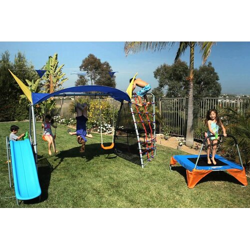 IronKids Premier 550 Fitness Swing Set