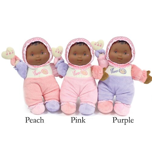 JC Toys Lil' Hugs African American Doll