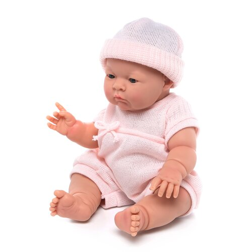Berenguer Boutique Lily Knit Girl Doll