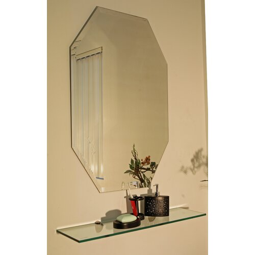 Spancraft Glass Regency Frameless Mirror