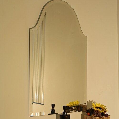 Spancraft Glass Regency Bristol Frameless Mirror